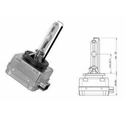 Bec Xenon D1S 12/24V 35W Osram Pk32d-2