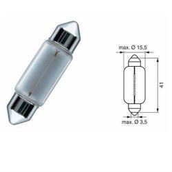 Bec SV8.5 24V 15W sofit 15.5/41mm