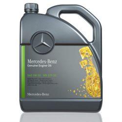 Ulei motor Mercedes Benz MB 229.52 5W30 5L