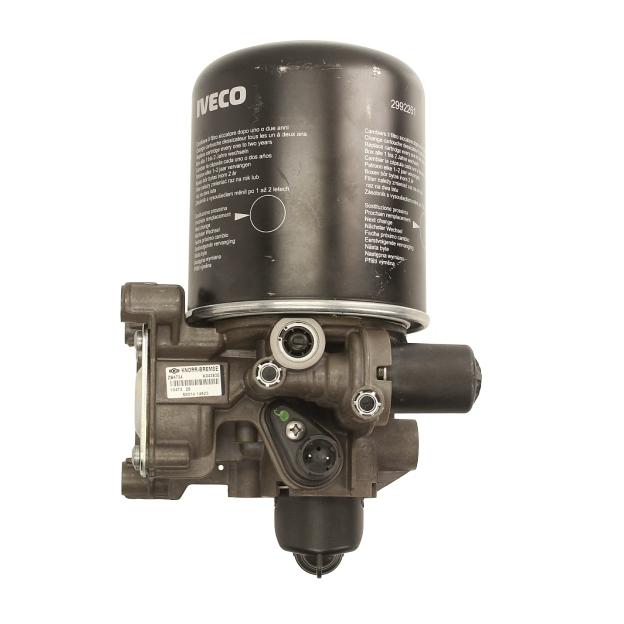 Supapa uscare aer cu filtru si incalzitor IVECO STRALIS