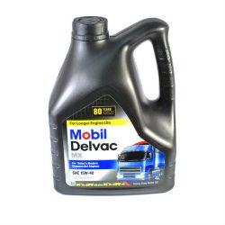 Ulei motor Mobil Delvac MX 15W40 4L