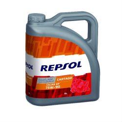 Ulei cutie viteze manuala Repsol Cartago Cajas EP 75W90 5L