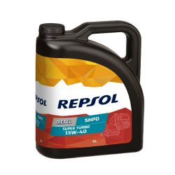 Ulei motor Repsol Diesel Super Turbo SHPD 15W40 5L