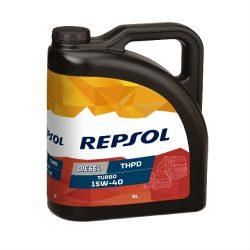 Ulei motor Repsol Diesel Turbo THPD 15W40 5L