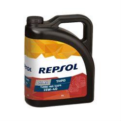 Ulei motor Repsol Diesel Turbo THPD 15W40 MID SAPS 5L